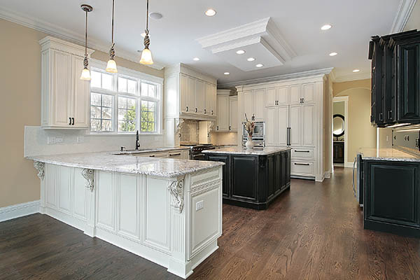 Kitchen Cabinet Painting and Refinishing Services Greenwood IN